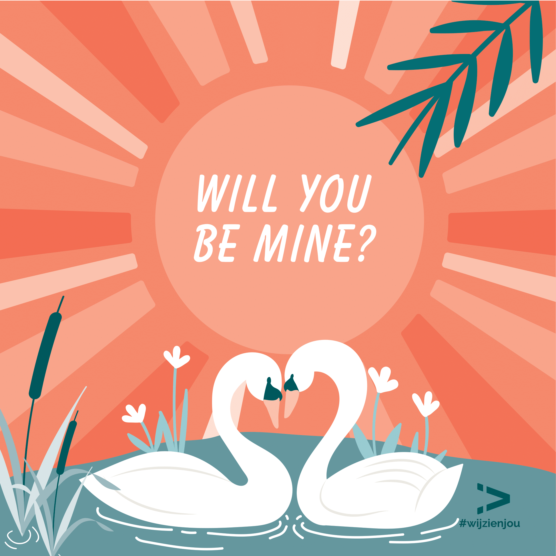 Will you be mine?