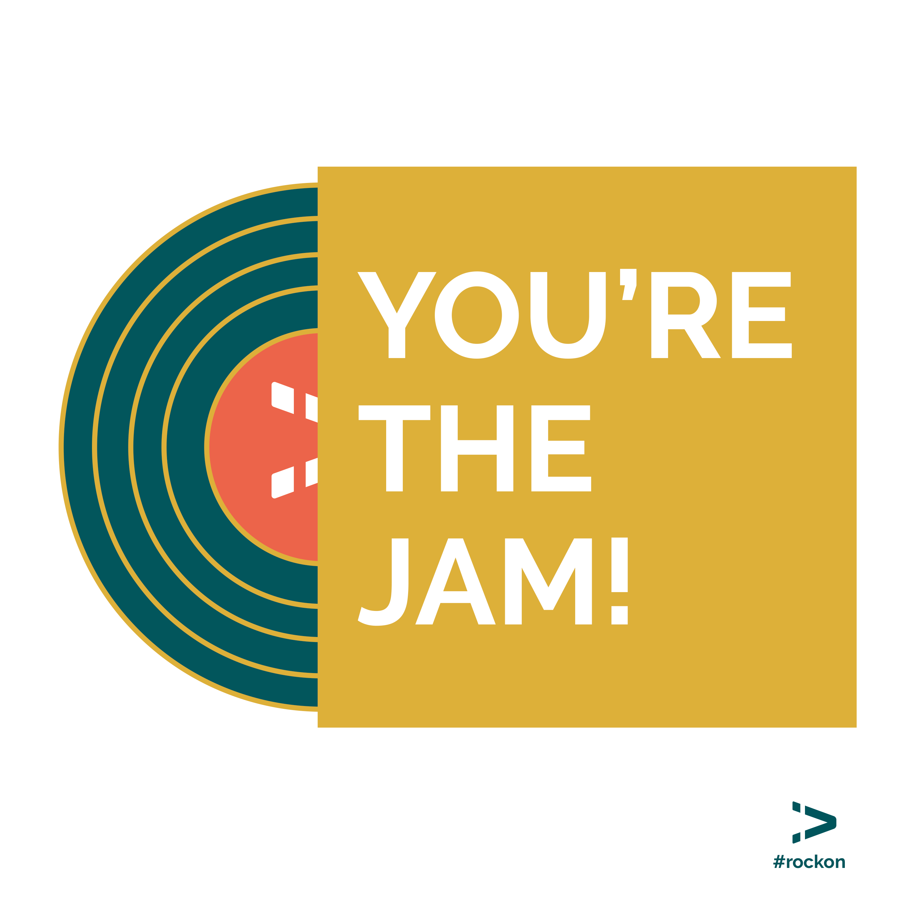 You're the jam
