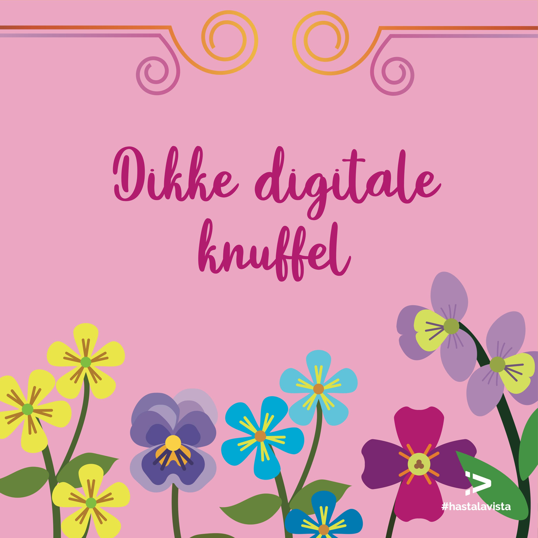Dikke digitale knuffel